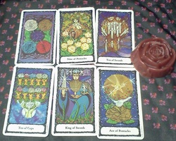 Tarot Card Readings - YolieRoseDreams